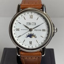 Epos Steel 42mm Automatic 3391 pre-owned