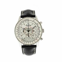 Breitling Montbrillant (Submodel) pre-owned 38mm Steel