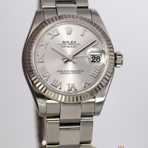 Rolex Lady-Datejust Acier 31mm Gris Romain France, Cannes