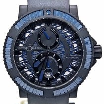 Ulysse Nardin Diver Black Sea Steel 46mm Black United States of America, Illinois, BUFFALO GROVE