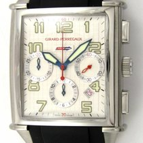 Girard Perregaux Vintage 1945 new 2019 Automatic Watch with original box and original papers 25840-11-111-FK6A