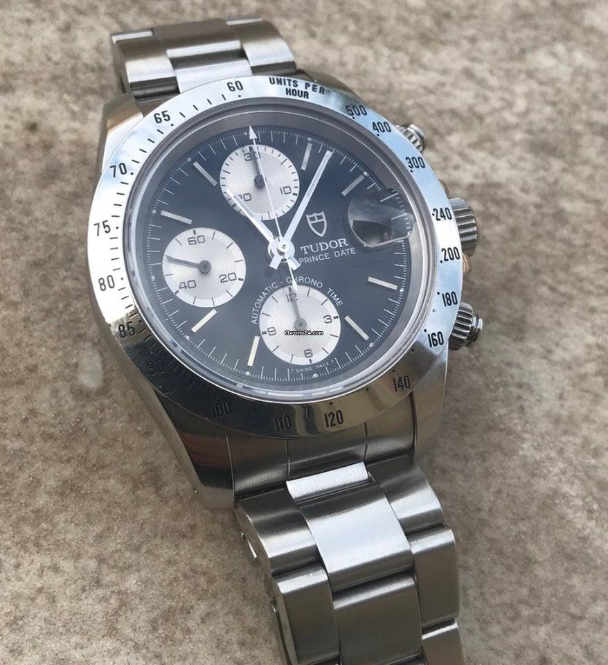 sale retailer 38b3e e7552 Tudor Prince Date pre Tiger