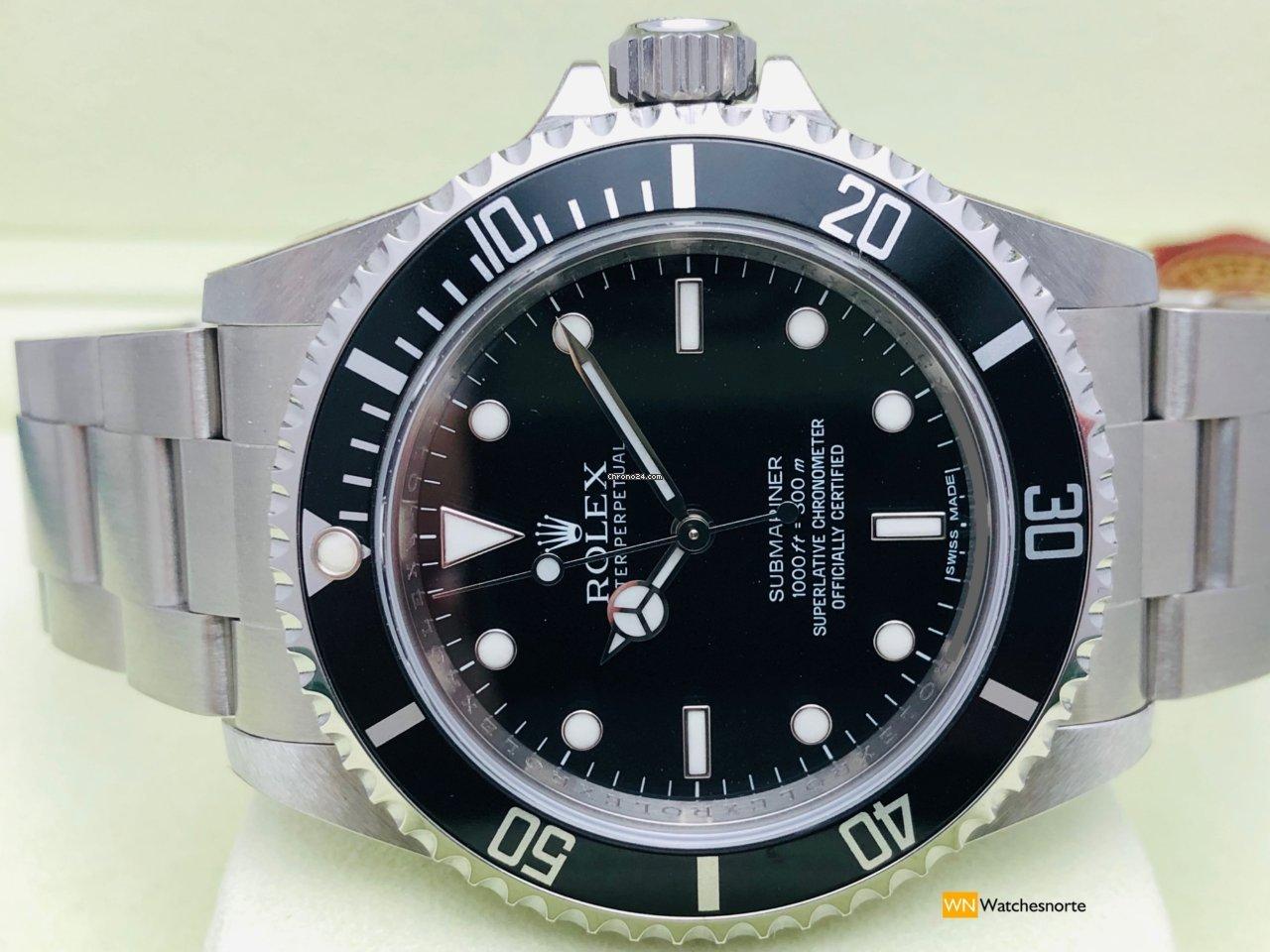 d812dff5e90c Rolex Submariner - Precios de Rolex Submariner en Chrono24