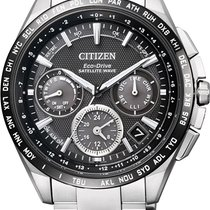 Citizen Promaster Sky Титан 43.5mm Черный