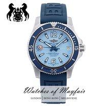 Breitling Superocean II 36 Steel 36mm Blue United Kingdom, London