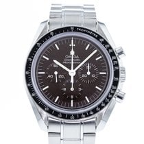 Omega Speedmaster Professional Moonwatch Steel 42mm Brown United States of America, Georgia, Atlanta