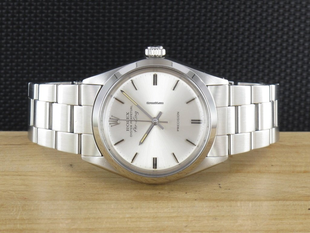 Rolex Air King Vintage 5500 from 1974