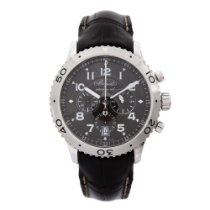 Breguet Steel 42.5mm Automatic 3810ST/92/9ZU pre-owned