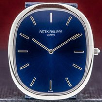 Patek Philippe Golden Ellipse Platinum 34.5mm United States of America, Massachusetts, Boston