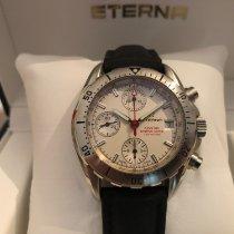 Eterna Steel 38mm Automatic 1585.41 new