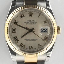 Rolex Datejust 36mm Champagne France, Bordeaux