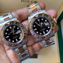 Rolex 126711CHNR Gold/Steel 2019 GMT-Master II 40mm new United Kingdom, Leicester