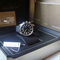 Jaeger-LeCoultre Steel 42mm Automatic Q9038670 pre-owned