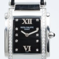 Patek Philippe Twenty~4 4910/10A-001 Very good Steel 25mm Quartz