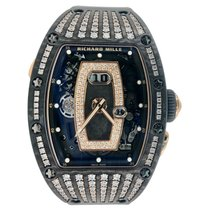 Richard Mille RM 037 Ceramic 52.63mm Black No numerals United States of America, New York, New York