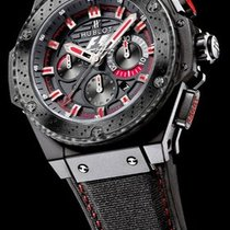 Hublot King Power Ceramic 48mm Black United States of America, New York, Brooklyn