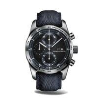 Porsche Design Chronotimer Titane 42mm Bleu