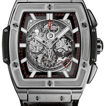 Hublot Spirit of Big Bang Titan 45mm Transparent Keine Ziffern Deutschland, Berlin