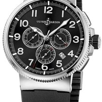 Ulysse Nardin Marine Chronograph Stainless Steel Automatic