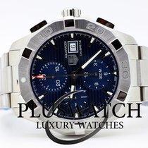 TAG Heuer Aquaracer Calibre 16 Chronograph 43mm Blue Dial 3R