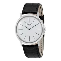 Piaget 38mm Manual winding 2017 new Altiplano White