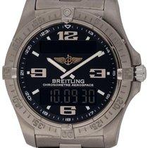 Breitling : Aerospace :  E79362 :  Titanium