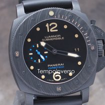 Panerai Luminor Submersible 1950 3 Days Auto Carbotech  full set
