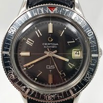 Certina Steel Automatic pre-owned DS-2