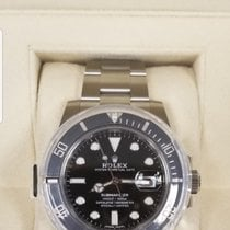 Rolex Submariner Date Steel 40mm Black No numerals United States of America, New Jersey, Woodbridge