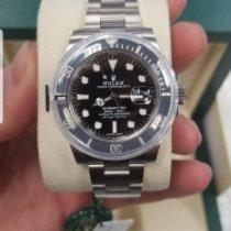 Rolex Submariner Date Steel 40mm Black No numerals United States of America, New Jersey, Woodbridge