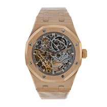 Audemars Piguet Rose gold 37mm Automatic 15467OR.OO.1256OR.01 new United States of America, New York, New York