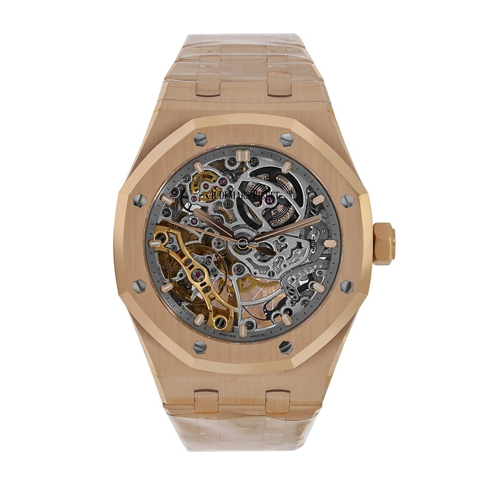 0b518d9c43 Audemars Piguet Royal Oak Double Balance Wheel Openworked - all prices for Audemars  Piguet Royal Oak Double Balance Wheel Openworked watches on Chrono24