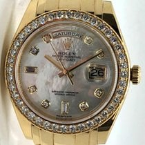 Rolex Yellow gold 39mm Automatic 18948 pre-owned