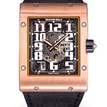 Richard Mille RM 016 Extra Flat Rose Gold Automatic