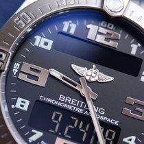 Breitling Aerospace EVO Titanium Volcano Black #E7936310/BC27/...