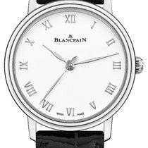 Blancpain Stal 29.2mm Automatyczny 6104-1127-95A nowość Polska, Warszawa