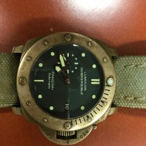 Panerai Special Editions occasion 47mm Bronze
