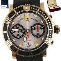 Ulysse Nardin Rose gold 42mm Automatic 8006-102 pre-owned United States of America, New York, Smithtown