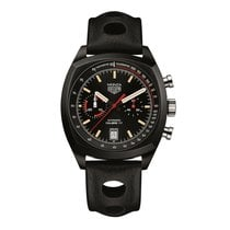 TAG Heuer Monza Titanium 42mm Black United States of America, Florida, SUNRISE