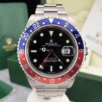 Rolex 16710 Acier 2007 GMT-Master II 40mm occasion