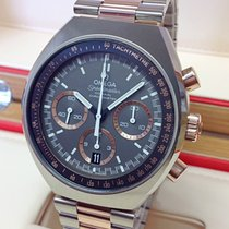 Omega Speedmaster Mark II Gold/Steel 42.4mm Grey No numerals United Kingdom, Wilmslow