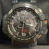 Casio Vjestacki materijal Kvarc Crn rabljen G-Shock