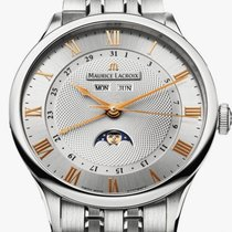 Maurice Lacroix Masterpiece Phases de Lune MP6607-SS002-111 gebraucht