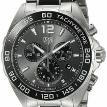 TAG Heuer Steel 43mm Quartz CAZ1011.BA0843 new United States of America, New York, New York