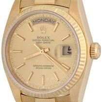 Rolex Day-Date 36 Yellow gold 35mm Champagne No numerals United States of America, Texas, Dallas