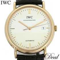 IWC IW353321 Yellow gold Portofino Automatic 38mm pre-owned