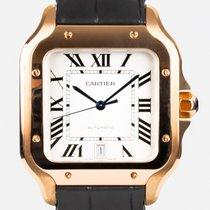 Cartier Santos (submodel) WGSA0011 2019 nowość