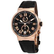 Ulysse Nardin Marine Chronometer Manufacture Rose gold 45mm Black United States of America, Florida, Sarasota