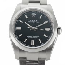 Rolex Oyster Perpetual 36 Steel 36mm United States of America, New York, New York