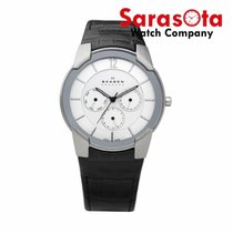 Skagen Steel 39mm Quartz new United States of America, Florida, Sarasota